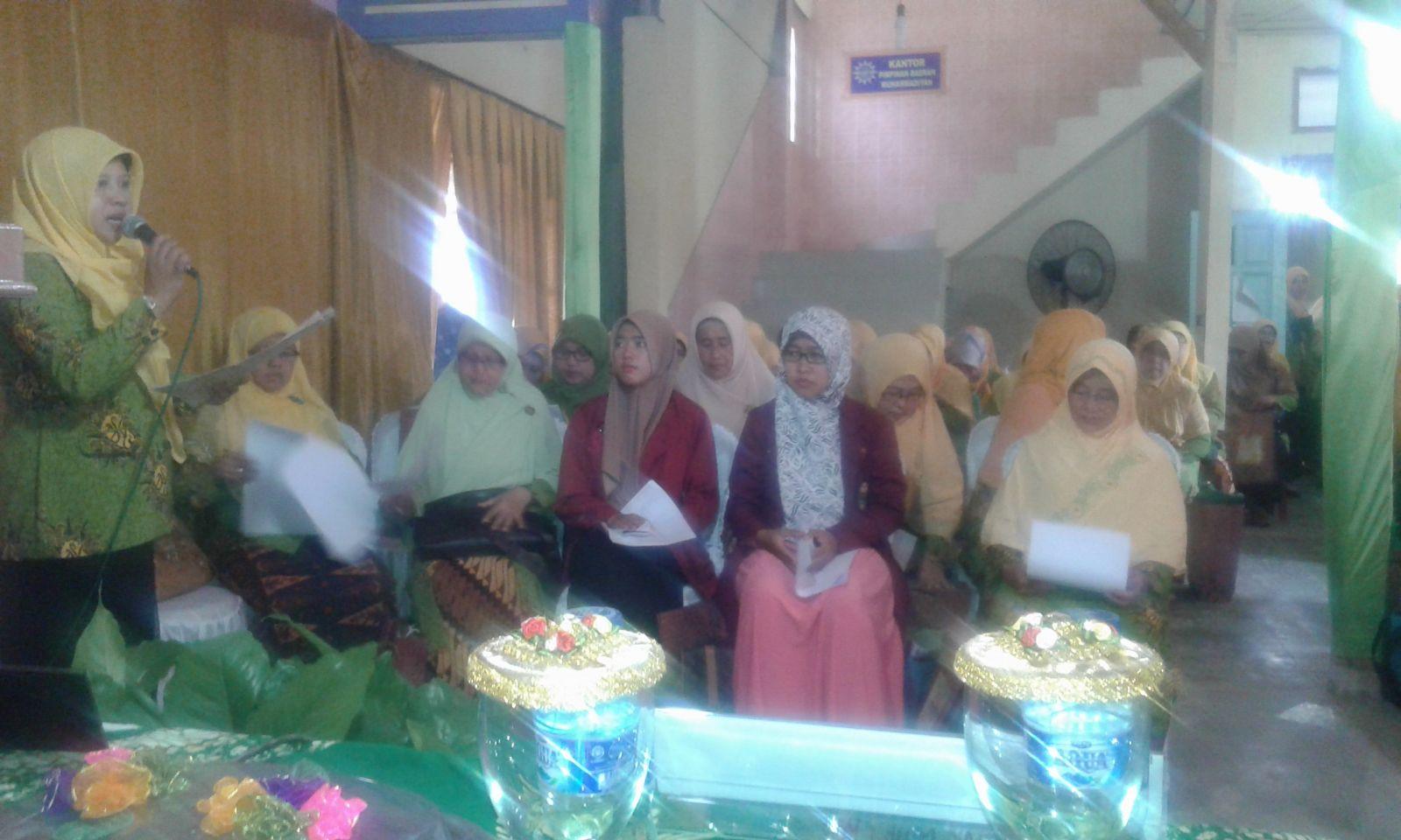 Pimpinan Wilayah 'Aisyiyah Lampung Periode 2015-2020